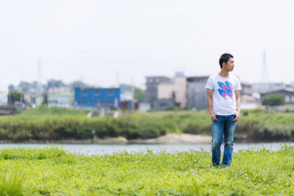 ナノ・ユニバースの優秀シンプルメンズTシャツ♪