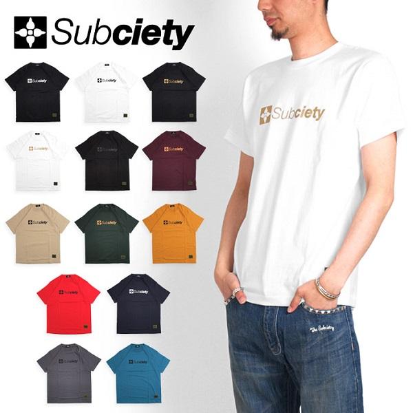 サブサエティTシャツ