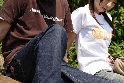 ナノユニバースTシャツ